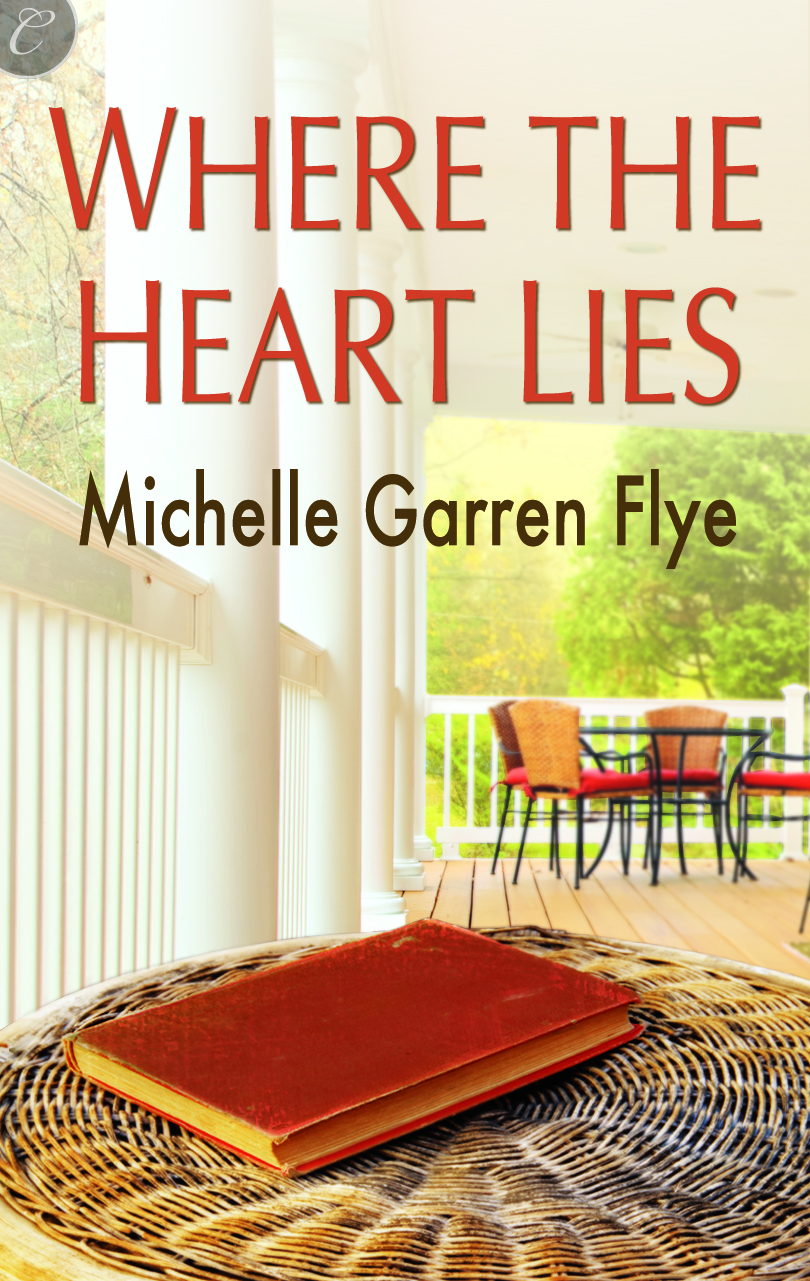 Final Cover for Where the Heart Lies!
