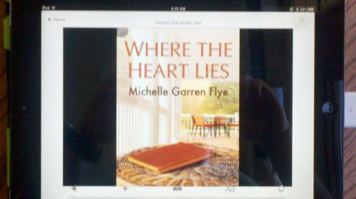 Where the Heart Lies on Kindle for iPad