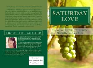 Saturday Love Cover