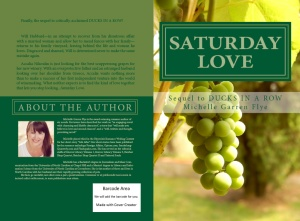 Saturday Love Final Cover