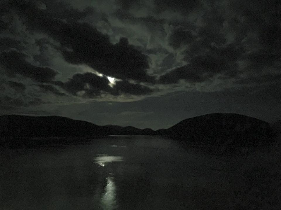 Juneau moonlight